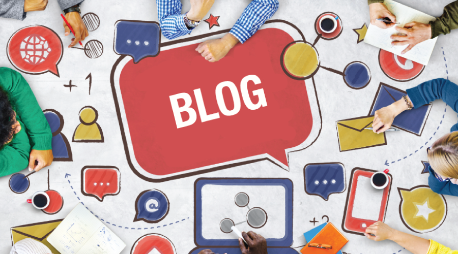 The Benefits Of Branding Yourself With A Blog